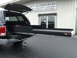 CARGOGLIDE CG2200 XL BED SLIDING SYSTEM