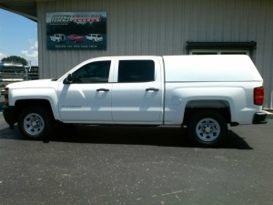 2014 Chevrolet GMC Crew Cab ARE V Series Truck Toppers