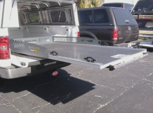 Bedslide 1500 Pull Out Bed Tray New Truck Accessories