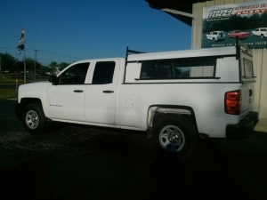 2014 Chevrolet GMC 3 door Aluminum Work Truck Topper