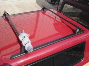 Yakima Truck Topper roof racks