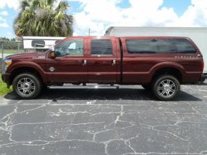 on-line catalog : emery's topper sales inc. : a.r.e. truck caps