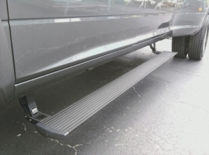 AAMP Power Running Board Steps