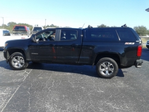 2015-2016 NEW COLORADO CANYON ARE Z SERIES TRUCK TOPPERS ...