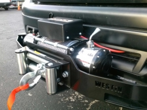 Truck Bed Storage Drawers >> WESTIN MAX Winch Mounting Tray : New : Truck Accessories