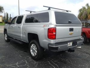 2014-2017 ARE Z SERIES TRUCK TOPPER CHEVROLET GMC : New ...