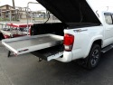 Toyota Tacoma Cargoglide 1000 pull out slide  -  Cat No:   -  Click To Order  -  ID: 1134