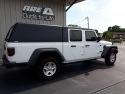 JEEP Gladiator ARE CX truck cap topper  -  Cat No:   -  Click To Order  -  ID: 1359
