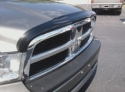 2009-2013 Dodge Ram Smoke Bugshield  -  Cat No:   -  Click To Order  -  ID: 362