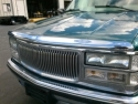 1988-1998 Chevrolet GMC Chrome Bugshield  -  Cat No:   -  Click To Order  -  ID: 695