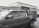 ARE DCU Work Topper W/ Ladder Rack & Pull Out Bedslide Combo  -  Cat No:   -  Click To Order  -  ID: 163
