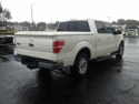 2009-2014 F150 5.5FT USED UNDERCOVER LUX TONNEAU COVER PEARL WHITE  -  Cat No:   -  Click To Order  -  ID: 957