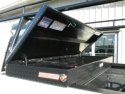 Black Extra Wide Weatherguard Truck Tool Boxes  -  Cat No:   -  Click To Order  -  ID: 471
