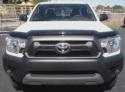 2012-2013 Toyota Tacoma Bugshield AVS Smoke  -  Cat No:   -  Click To Order  -  ID: 343