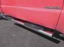 4 Inch Oval Stainless Steel Nerf Bars  -  Cat No:   -  Click To Order  -  ID: 137