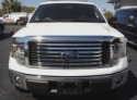 2009-2014 F150 chrome hood bug shield  -  Cat No:   -  Click To Order  -  ID: 281