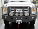 Warn Heavy Duty Winch Bumpers   -  Cat No:   -  Click To Order  -  ID: 122
